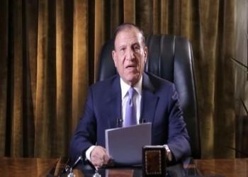 عنان يطالب الجيش المصري بالوقوف ضد رأس النظام