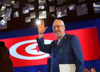 الغنوشي يدعو التونسيين للتصويت لقيس سعيد