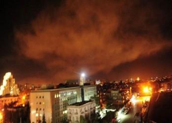 تدمير طائرة مسيرة في سماء ريف دمشق