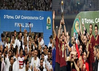 الكاف ينفي تحديد موعد وملعب كأس السوبر الأفريقي