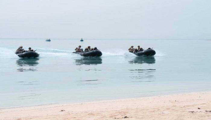 الموج الأحمر 2.. مناورات بحرية للدول المشاطئة للبحر الأحمر