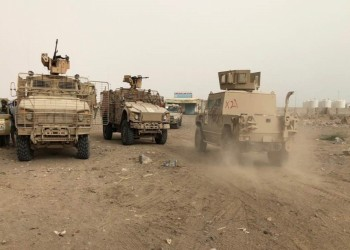 التحالف العربي يدشن عملية عسكرية شمالي الحديدة اليمنية