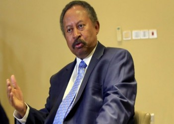 حمدوك يرحب بدعوة غوتيريش لشطب السودان من قائمة الإرهاب
