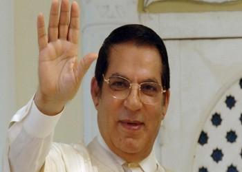 """السبسي أوصى بجنازة تليق بـ""""بن علي"""" والأخير ترك رساله صوتية للشعب"""