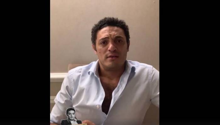 محمد علي قبيل المظاهرات: اليوم بداية وسنواصل التصعيد