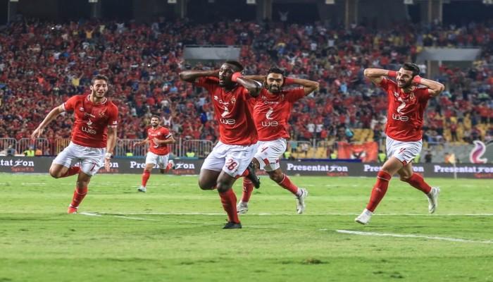 في مباراة مثيرة.. الأهلي يهزم الزمالك ويتوج بكأس السوبر المصري