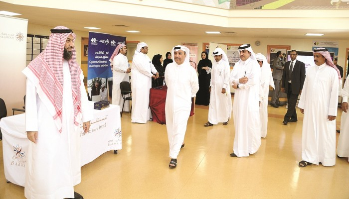 استقرار معدل البطالة في قطر عند 0.1%