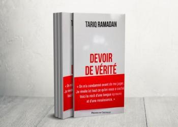 """""""واجب الحقيقة"""".. كتاب لطارق رمضان يرد على تهم الاغتصاب"""