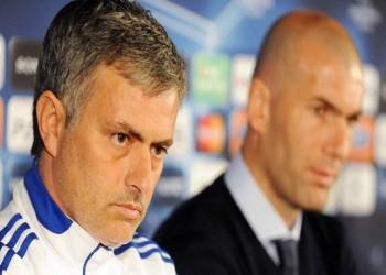 مورينيو يكشف موقفه من خلافة زيدان في ريال مدريد
