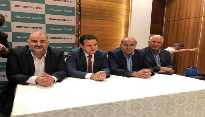 توقعات ترجح دعم القائمة العربية تشكيل غانتس الحكومة الإسرائيلية