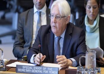 المبعوث الأممي لليمن يشيد بمبادرة السلام الحوثية