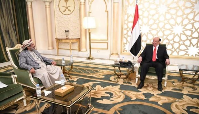 هادي يتعهد بطي صفحتي الميليشيا الحوثية والانقلاب