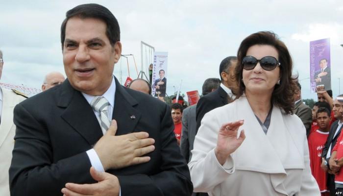 أحكام قضائية تمنع عائلة بن علي من العودة لتونس