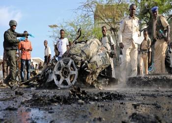 هجوم انتحاري واقتحام مسلح على مركز عسكري جنوبي الصومال