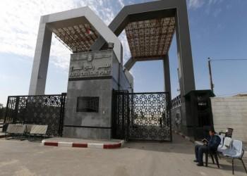 موقع: دوي انفجارات وإطلاق نار في رفح الحدودية بمصر