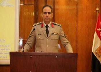 الجيش المصري: متحدثنا الرسمي هو فقط مصدر المعلومات عنا