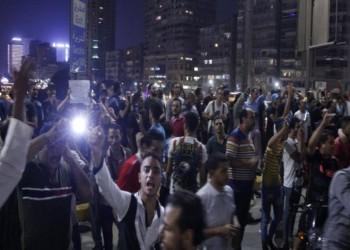 سؤال برلماني وحيد لرئيس وزراء مصر حول المظاهرات الأخيرة