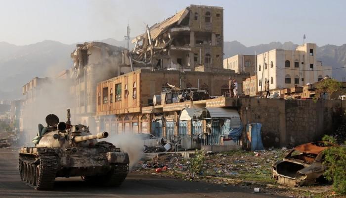 الأزمة العسكرية في جنوب اليمن