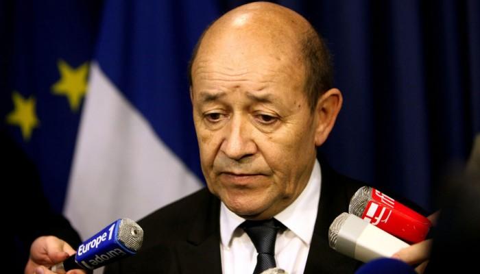 فرنسا: قمة أولوياتنا تخفيف التوتر بين أمريكا وإيران