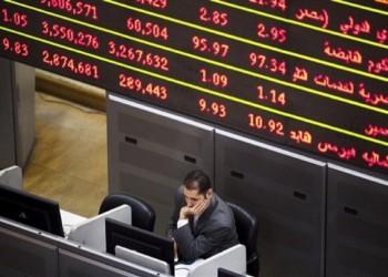 لليوم الثاني.. نزيف خسائر بالبورصة المصرية وسط احتجاجات شعبية