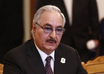 فرنسا تسعى لدعم حفتر قبل انعقاد مؤتمر دولي حول ليبيا