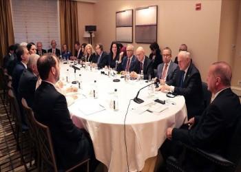 أردوغان يجتمع بممثلي منظمات يهودية في أمريكا