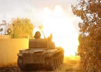 قوات الوفاق الليبية تستعيد السيطرة على منطقة بئر علاق جنوبي طرابلس