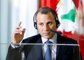 وزير الخارجية اللبناني: لا أستطيع إدانة ضرب أرامكو