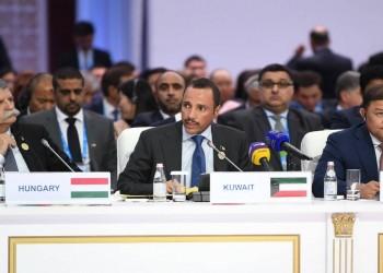 رئيس البرلمان الكويتي يحذر من إبقاء القضية الفلسطينية دون حل