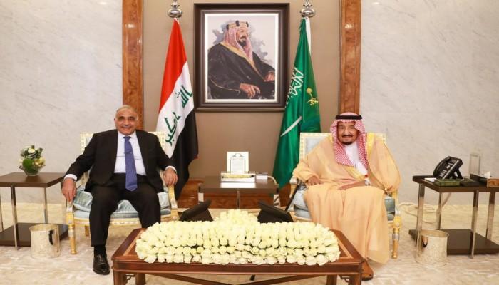 رئيس الوزراء العراقي يصل إلى جدة ويلتقي العاهل السعودي