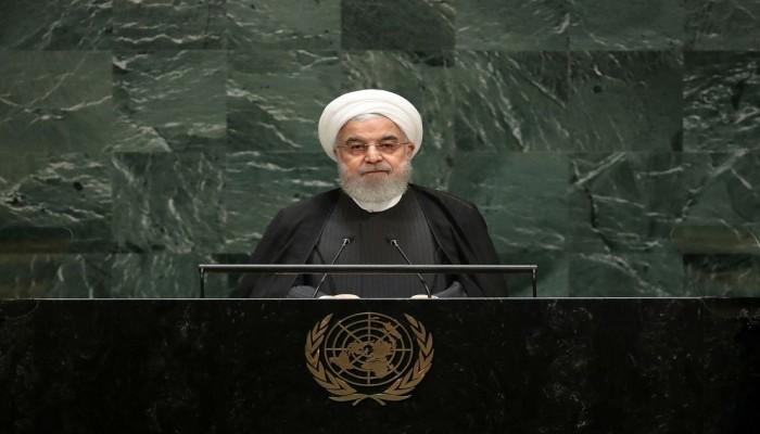 روحاني يدعو دول المنطقة إلى الانضمام لتحالف الأمل