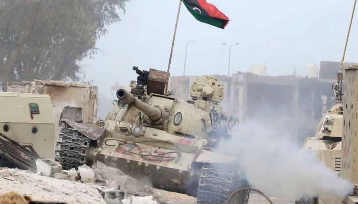 ليبيا.. مقتل مرتزقة روس وجنجويد تابعين لحفتر