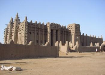 المساجد الأكبر والأجمل في القارة الأفريقية