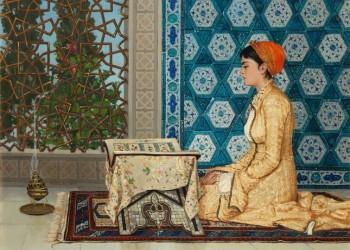 لوحة لفنان تركي تباع برقم قياسي في مزاد بلندن