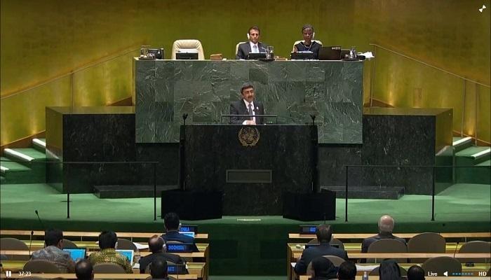 الإمارات تستنكر عدم أخذ رأي دول المنطقة في الاتفاق النووي