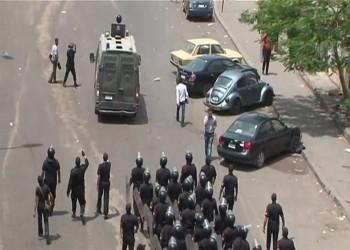 مصر تصف اتهامات العفو الدولية بقمع المتظاهرين بالمنحازة