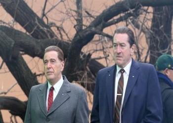 """فيلم """"الإيرلندي"""" يظهر 3 من أبطاله بلا علامات شيخوخة"""