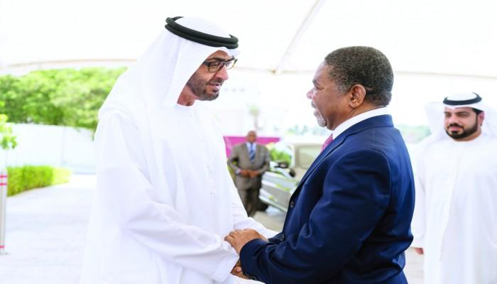 بن زايد: اهتمام إماراتي كبيربتعزيز علاقاتها مع أفريقيا