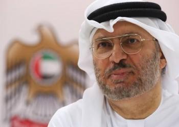 قرقاش يواصل هجومه على قطر وإعلامها