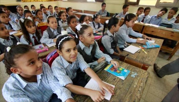 تقرير رسمي يكشف تدهور التعليم في مصر