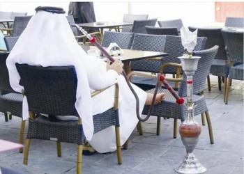 الكويت.. قرار بمنع الشيشة في الأماكن المغلقة