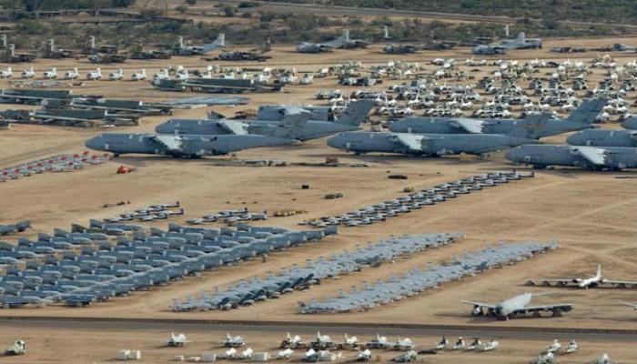 لا خطط أمريكية لمغادرة قاعدة العديد في قطر