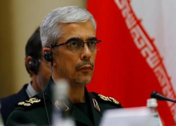 رئيس الأركان الإيراني يقر بتقديم دعم استشاري للحوثيين