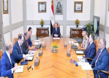 السيسي يجتمع بوزيري الدفاع والداخلية ورئيس المخابرات.. ما القصة؟