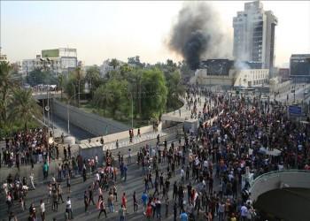 مصدر: 4 قتلى حصيلة مظاهرات بغداد فقط