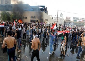 الأمم المتحدة تعبر عن قلقها إزاء العنف في احتجاجات العراق