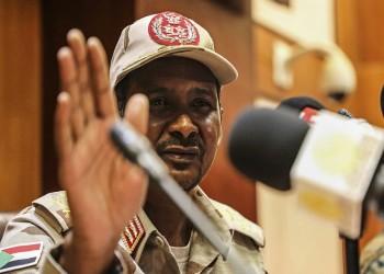 حميدتي: سجون السودان خالية من المعتقلين السياسيين