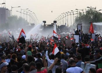 احتجاجات العراق تدخل يومها الثاني وصالح يدعو لضبط النفس