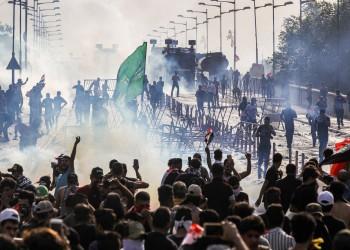 6 قتلى و110 جرحى حصيلة ضحايا مظاهرات ذي قار بالعراق