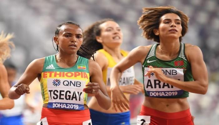 مونديال الدوحة.. مغربيتان إلى نصف نهائي سباق 1500 متر